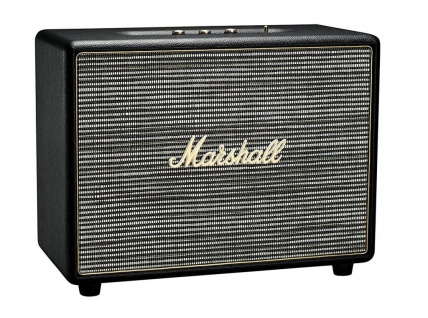 Marshall Woburn Black Bluetooth Lautsprecher BT Speaker Retro Boxen Aktiv Box