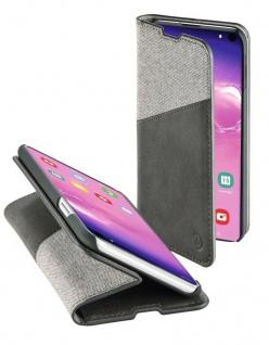 Hama Booklet Klapp-Tasche Hülle Flip-Case Smart-Cover Bag für Samsung Galaxy S10