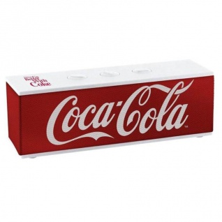 Bigben Bluetooth Lautsprecher Coca Cola Classic Boxen Wireless Speaker Party-Box