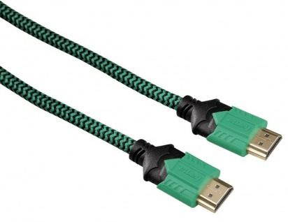 Hama High-Quality HDMI-Kabel 2, 5m Anschluss-Kabel für Microsoft XBOX ONE Konsole