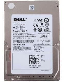 Dell Seagate Savvio 10K SAS HDD 300GB Festplatte für Power-Edge Server Storage