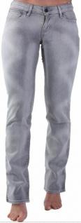Original Levi's Jeans-Hose Damen Bold curve straight Woman hellgrau versch. Gr