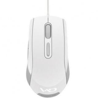 VAD Design USB Maus Mouse Laser 2000dpi Ergonomisch für PC MAC OS iMAC Macbook