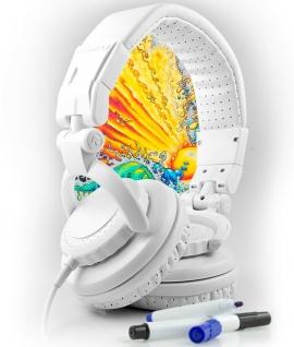 Aerial7 Tank DIY Do it Yourself Over-Ear Headset Mikrofon Kopfhörer Handy MP3 ..