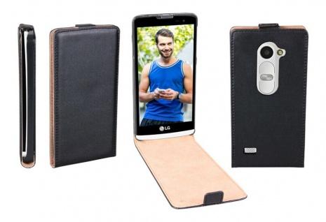 Patona Slim Cover Klapp-Tasche Schutz-Hülle Cover Case für LG Leon / Leon 4G
