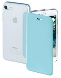 Hama Booklet Case Klapp-Tasche Schutz-Hülle Flip-Cover Etui für Apple iPhone 7 8