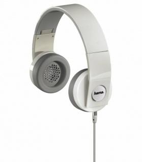 Hama Over-Ear Headset Kopfhörer für Samsung Galaxy S10 S10e S10+ S9 S8 Note 8 9
