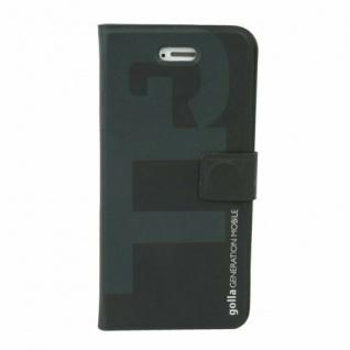 Golla Handy-Tasche Flap Bag Etui Klapp-Tasche Schutz-Hülle für Apple iPhone 5S 5
