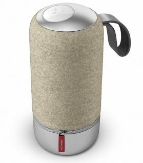 Libratone Zipp Speaker Cover Almond Brown Braun Lautsprecher-Bezug Boxen Stoff