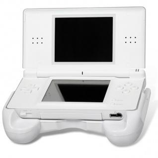 Speedlink Energy Grip weiß Akku + Ladegerät AC für Nintendo DS Lite NDSL DSLite