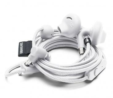 Urbanears Sumpan In-Ear Headset Weiß Ohrhörer Kopfhörer Mikrofon + Fernbedienung