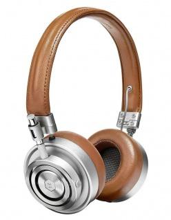 Master & Dynamic MH30 Brown On-Ear Headset Kopfhörer Earphones 3, 5mm Klinke