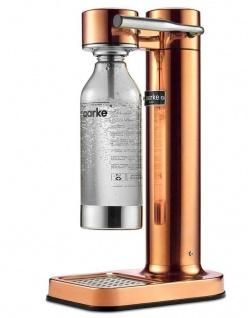Aarke Carbonator II 2 Design Wasser-Sprudler Wasser-Spender Trinkwasser Flasche