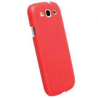 Krusell Bio Cover Hard-Case Schutz-Hülle Case Schale für Samsung Galaxy S3 SIII - Vorschau 1