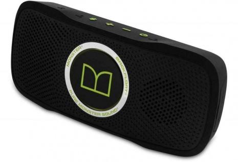 Monster Backfloat Bluetooth Schwimm-Lautsprecher Dusche Badewanne Pool Box BT - Vorschau 4