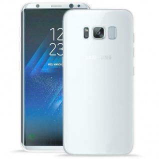 Puro Ultra Slim 0.3 Nude Cover TPU Case Schutz-Hülle für Samsung Galaxy S8 Edge