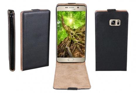 Patona Slim Flip Klapp-Tasche Schutz-Hülle für Samsung Galaxy Note 5 / S6 Note