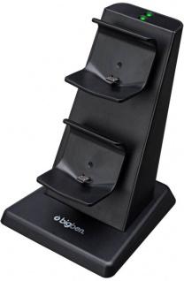 BigBen Dual Ladestation Charger für PS4 Playstation 4 Controller Docking Pad