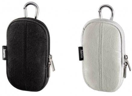 2x Pack Hama Tasche Case Bag Schutz-Hülle Etui für Sony PSP GO PSPGO Konsole