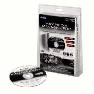 Datel MEDIA MANGER für PlayStation 3 Max Media Manager