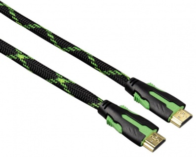 Hama High-Quality HDMI-Kabel 2m Anschluss-Kabel für Microsoft XBOX One XBOX 360