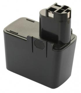 Patona Ersatz Akku 9, 6V 1500mAh für Bosch Bosch 2 607 335 035 607 335 037 BAT001 - Vorschau 1