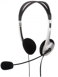 Speedlink MAIA On-Ear Headset Mikrofon Kopfhörer für PC Gaming Notebook Skype ..