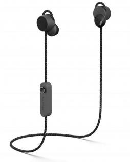 Urbanears Jakan Bluetooth In-Ear Headset Black Kopfhörer Mikrofon Fernbedienung