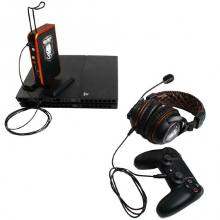 Turtle Beach Gaming Headset Wireless 5.1 Kopfhörer WiFi für PS4 PS4 Pro Xbox One