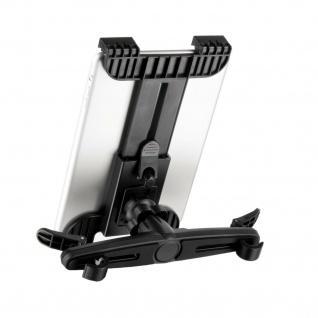 Speedlink PORTUS Universal Kfz-Kopfstützen-Halter Case Drehbar für Tablet-PCs