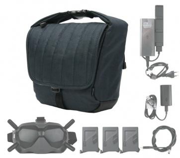Drohnen Tasche passend für DJI FPV Zubehör VR-Brille Trage-Tasche Schutz-Hülle