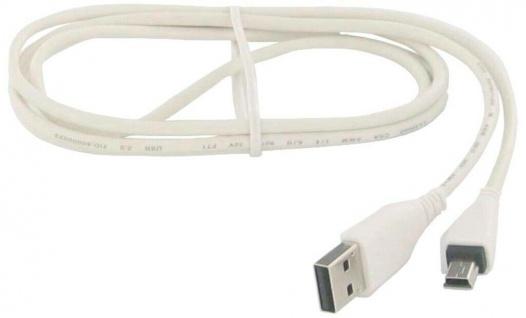 Thomson USB-Kabel 2.0 A-Stecker Mini-B Typ für MP3 Player iPod Handy