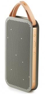B&O Play by BANG & Olufsen Beoplay A2 Grey Grau Bluetooth Lautsprecher BT Boxen