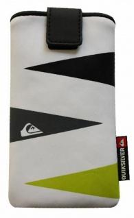 Quiksilver Pouch Tasche Case Etui Schutz-Hülle universal für Apple Samsung HTC