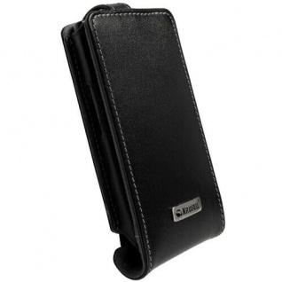 Krusell Flip Handy-Tasche für Samsung GT-S8500 Wave Schutz-Hülle Klapp-Tasche