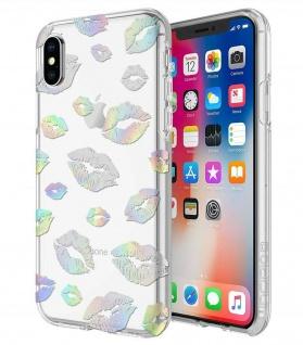 Incipio Design Glam Cover Hard-Case Schutz-Hülle Tasche für Apple iPhone X Xs 10