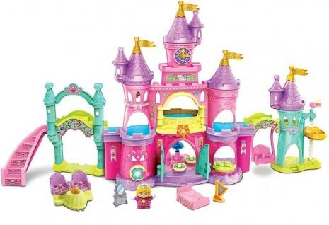 V-Tech Baby Kleine Entdeckerbande Zauberhaftes Schloss Burg Prinzessin Figur