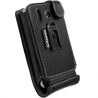 Krusell Flip Case Handy-Tasche für HTC Touch 2 Etui Schutz-Hülle Klapp-Tasche - Vorschau 3