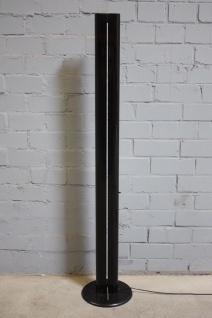 Artemide Design-Klassiker Steh-Lampe Leuchte Megaron by G. Frattini schwarz