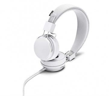 Urbanears Plattan II 2 Headset White On-Ear Kopfhörer Mikrofon Fernbedienung
