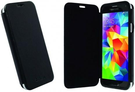 Krusell Folio Tasche Smart Schutz-Hülle Flip-Case Cover für Samsung Galaxy S5