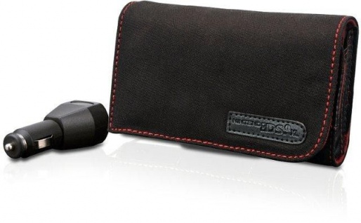 Power Pack für Nintendo DSi XL Tasche Schutzhülle Case plus Auto-Ladegerät bag