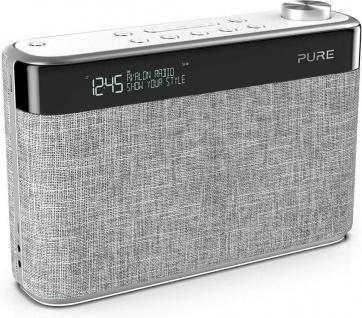 Pure Avalon N5 Digital-Radio DAB+ Bluetooth FM UKW Küchen-Radio Display Wecker