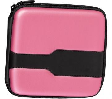 Hama 24er CD DVD Blu-Ray Tasche EVA Wallet Case Aufbewahrung Hülle Mappe Box Bag