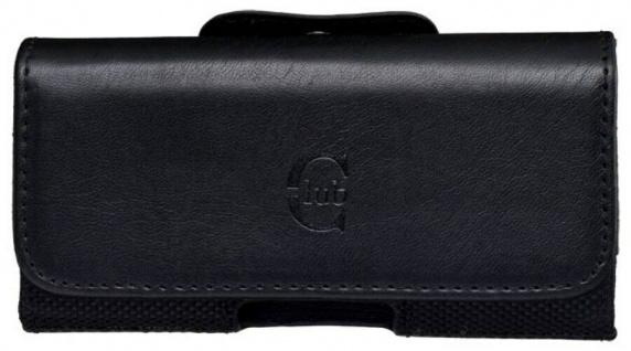Bigben Club Large Handy-Tasche Schutz-Hülle Case Gürtel-Tasche Quertasche Etui