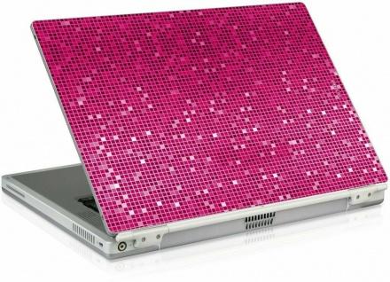 """Speedlink LARES Notebook Skin 17"""" bis 18, 4"""" Aufkleber Glitter Schutz-Folie Cover"""