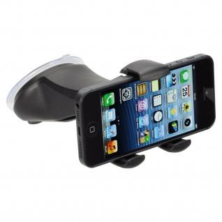 Hama Universal Handy-Halterung Saugnapf Auto Scheibe Halter Smartphone-Halter