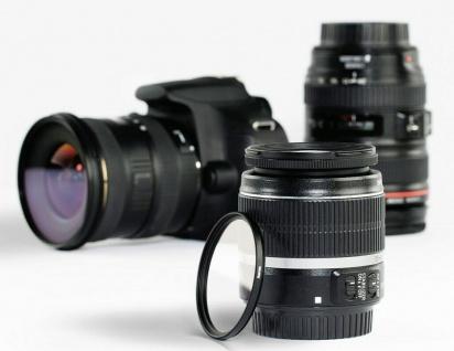 Hama Skylight-Filter 58mm Sky-Filter für Digital Foto DSLR DSLM Kamera Camcorder - Vorschau 4
