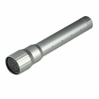 Hama Magnum Flash LED-Taschenlampe ALU Lampe LED Xenon-blau Outdoor Camping