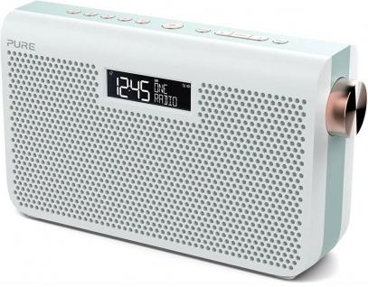 Pure One Maxi Series 3s Digital-Radio DAB+ FM UKW Küchen-Radio Display Wecker